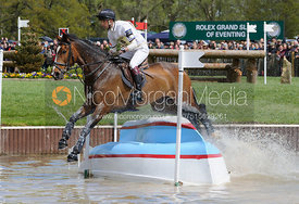Mitsubishi Motors Badminton Horse Trials - Cross Country