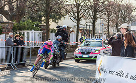The Cyclist Petacchi Alessandro- Paris Nice 2013 Prologue in Houilles