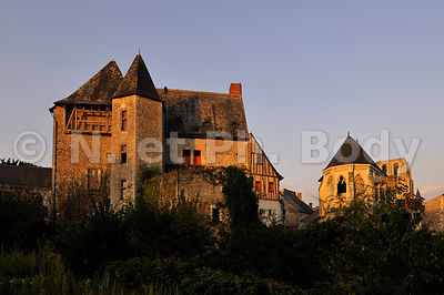 Loches and surroundings