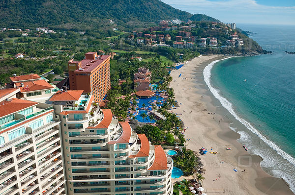 Beach Resort and Pacific Playa el Palmar Ixtapa Mexico