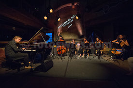 Opening Event of Festival da Jazz 2016 Live at Dracula Club St.Moritz
