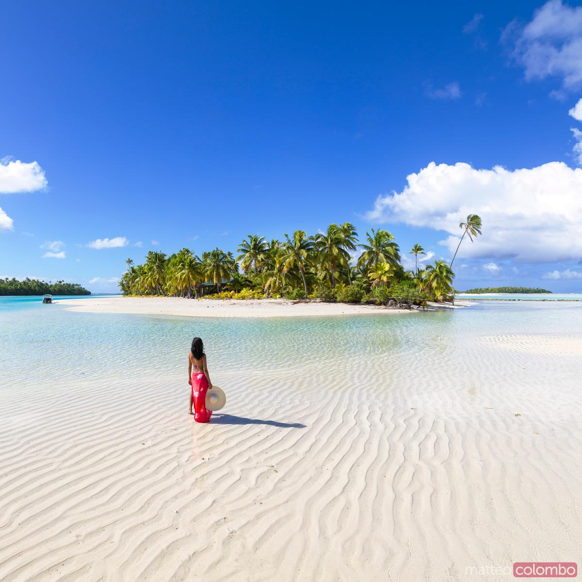 Cook Islands Beaches: Matteo Colombo Travel Photography