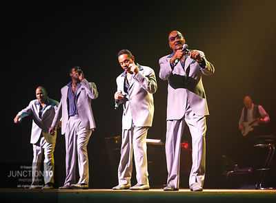 Four Tops - Temptations - the Drifters and The 3 Degrees