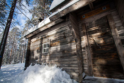 Wilderness Cabin of Teerilampi