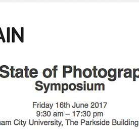 National Symposium of Photography II - June 16th