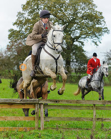 Harry McEuen - The Cottesmore Hunt at Tilton on the Hill, 9-11-13
