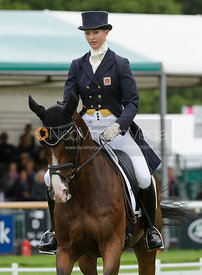 Georgie Spence and WII LIMBO - Burghley 2015