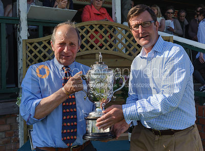 Presentation of the Garthorpe PTP Season Awards - Meynell and South Staffs at Garthorpe, 2nd June 2013