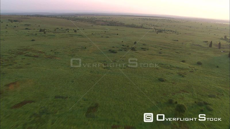 Low flight over the Belgian High Fens