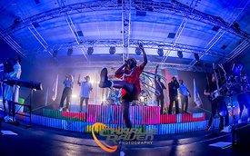 Rudimental live in Bournemouth