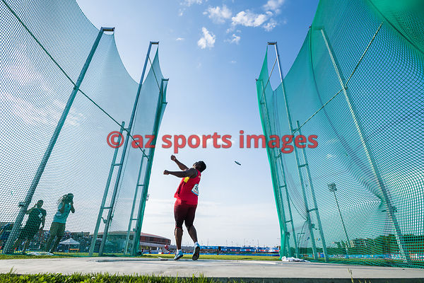 Men's Discus Throw Final
