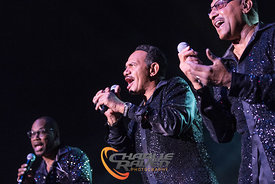 The Four Tops at the BIC Bournemouth