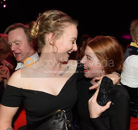 Freya Armstrong, Daisy Liddle. The Quorn Hunt Ball