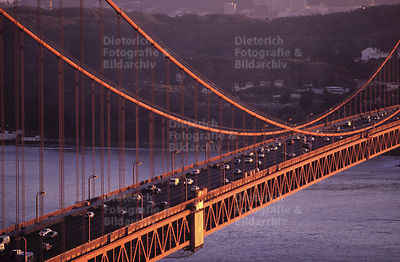 Golden Gate Bridge, San Francisco, Kalifornien