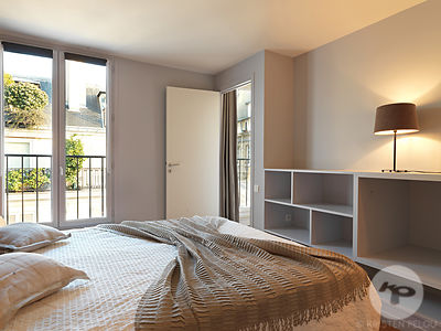 APARTMENT SAINT HONORE PARIS