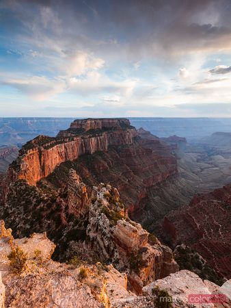 Cape Royal sunset, Grand Canyon National Park, USA