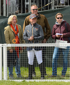 Michael Jung - Showjumping - Mitsubishi Motors Badminton Horse Trials 2017