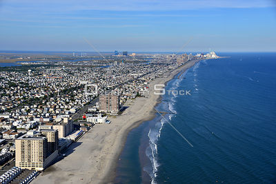 Margate City and Atlantic City New Jersey