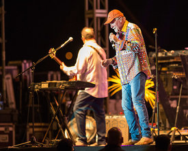 The Beach Boys play live in Mallorca