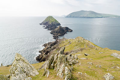 Dunmore Head & Great Blasket Island- County Kerry, Ireland