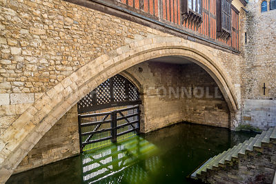 Traitor's Gate- Tower of London