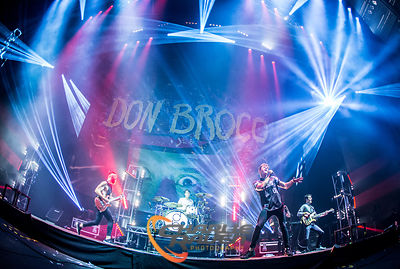Don Broco - Bournemouth International Centre 01.11.16