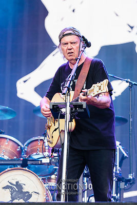 Neil Young, London, United Kingdom
