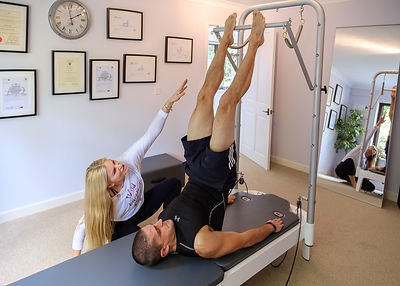 Juliet's Pilates - New Forest