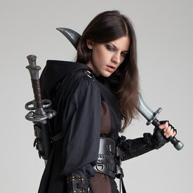 Liepa Medieval Assassin stock photos