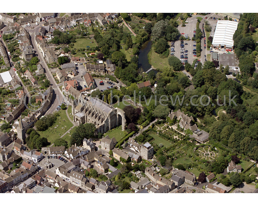 Aerial View of Bristol, 11/10/10 by Heliview Aerial Photography