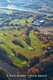 Golf Course, Fort McMurray