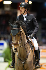 Bordeaux, France, 2.2.2018, Sport, Reitsport, Mercedes-Benz CSI Zurich - Prix FOIRE INTERNATIONALE DE BORDEAUX. Bild zeigt Ha...