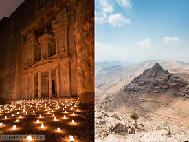 The Jordan Trail - for Lonely Planet Magazine