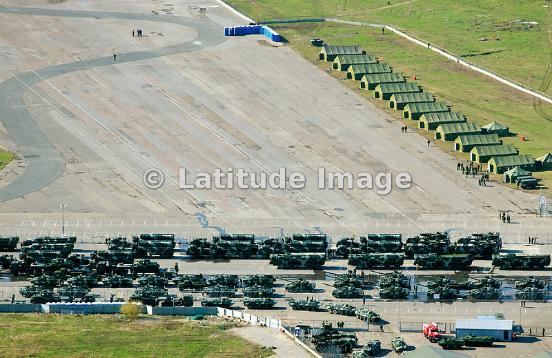 latitude image russia moscow aerial view of the khodynka field moscow russia khodynka field is a large open space in the north west of aerial photo 2