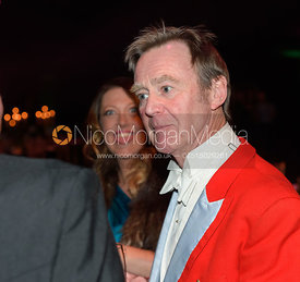 Chris Woodhouse. The Quorn Hunt Ball