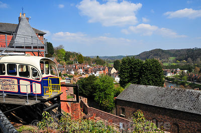 Bridgnorth Cliff Railwsy