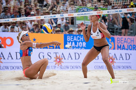 Hermannova - Slukova (CZE) vs Bansley - Wilkerson (CAN)