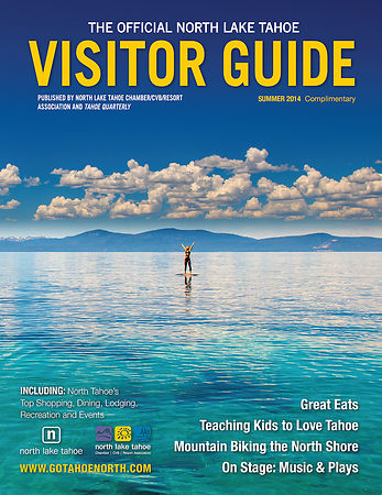North Lake Tahoe Visitor Guide.