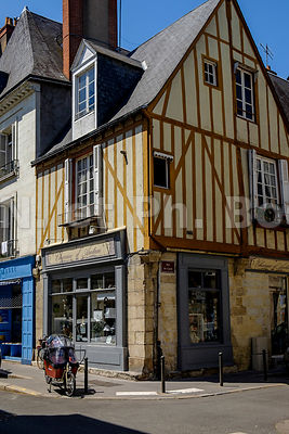 FRANCE, INDRE ET LOIRE, TOURS //  FRANCE ,  LOIRE VALLEY, TOURS