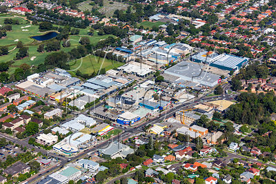 Manly Vale Commercial Area