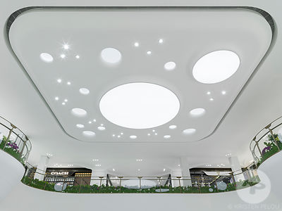 SKP department store and mall designed by Sybarite, Xi'an, China.