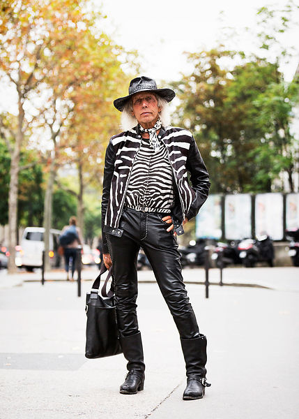 Paris Fashion Week SS15 photos