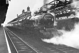 Steam loco Black 5 45231 Wigan