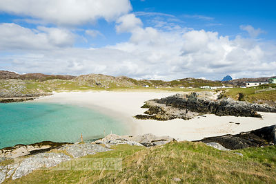 Achmelvich Bay - BP3116