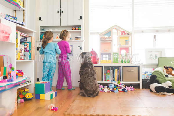 KIDS + PETS photos