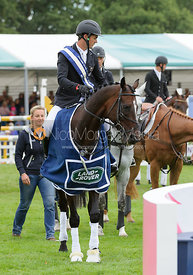 Jonathan Paget - Burghley Horse Trials 2013.